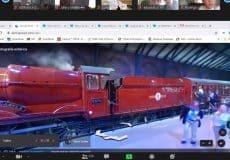 Hogwarts Express Kings Cross London
