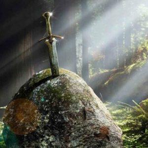 Excalibur Rey Arturo
