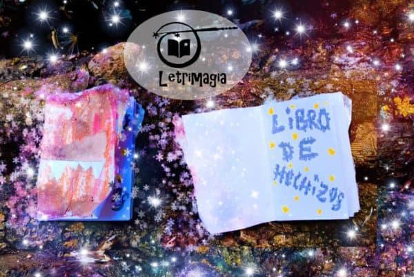 libros hechizos Letrimagia