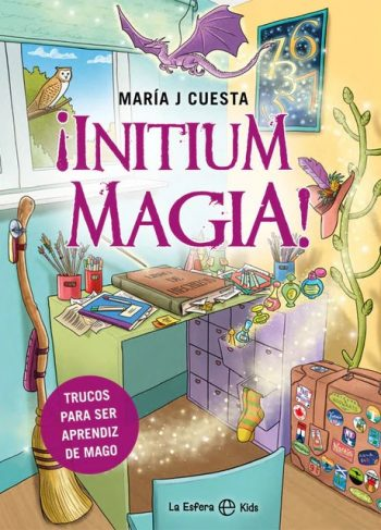 initium magia libro