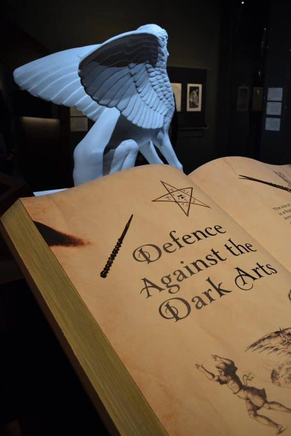 Defensa artes oscuras libro