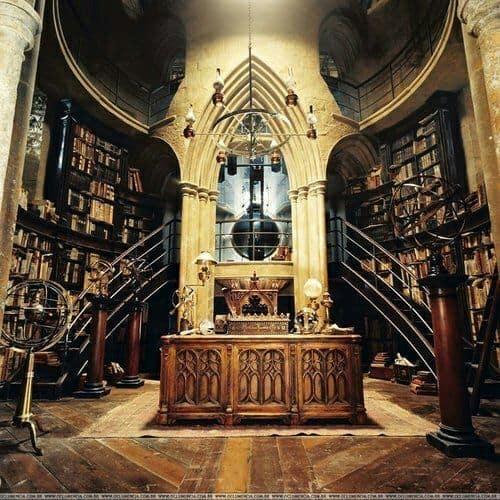 Despacho Dumbledore 2